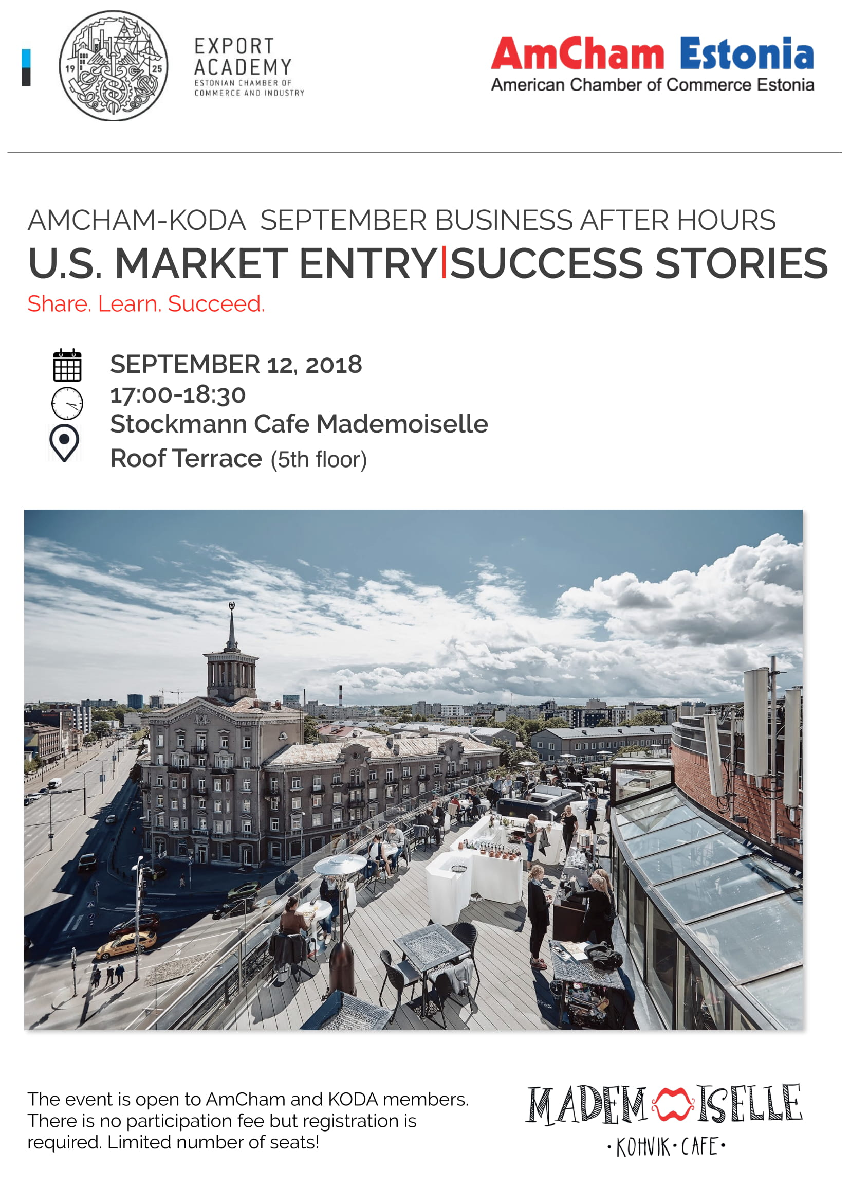 U.S. MARKET ENTRYISUCCESS STORIES